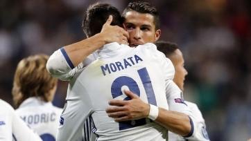 «МЮ» предложит 210 миллионов евро плюс Давида Де Хеа за Роналду и Морату