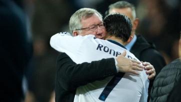 Роналду пожаловался Фергюсону на ситуацию в «Реале» до финала Лиги чемпионов