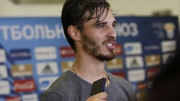 Ерохин: «Подвернул голеностоп. К Португалии буду готов»