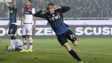 «Аталанта» согласна отпустить Конти в «Милан» за 25 миллионов евро
