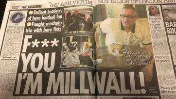 Шведы выпустят пиво в честь фаната «Миллуолла», спасшего посетителей бара от террористов