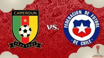 Анонс. Камерун – Чили. Дебют чилийцев на престижном турнире
