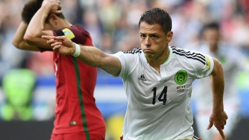 Мексика на последних минутах вырвала ничью против Португалии