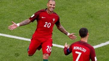 Роналду: «Бить тревогу не стоит. Если победим Россию, то почти добьёмся нужного результата в группе»