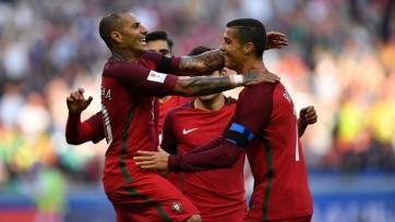 Криштиану Роналду пропустил тренировку сборной Португалии