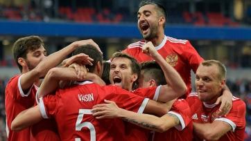 Сборная России пока лидирует по количеству ударов в створ на Кубке конфедераций