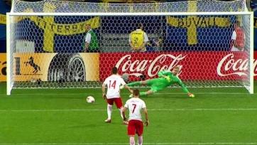 Польша вырвала ничью у Швеции на молодёжном Евро