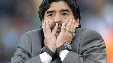 Марадона: «Я разозлён на Сампаоли. Проигнорировать Агуэро – безумный поступок»