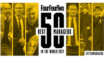 FourFourTwo включил Бердыева и Карреру в топ-50 лучших тренеров мира-2017
