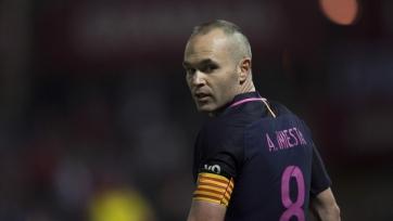 «Интер» контактировал с «Барсой» относительно потенциальных трансферов Иньесты и Видаля