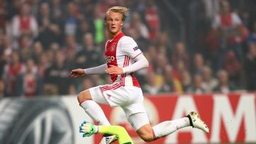 «Рома» предложила 15 миллионов евро за Дольберга