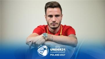 Сауль поделился ожиданиями от финала молодёжного Евро