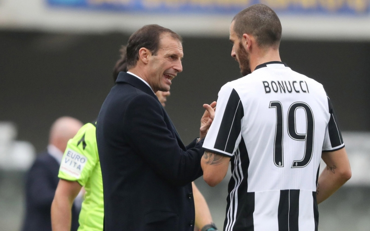 «Проваливай, головка х..ра». Почему Бонуччи перешёл в «Милан»