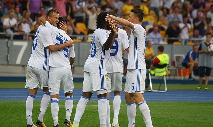 Динамо - Янг Бойз Обзор Матча (26.07.2017)