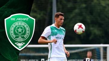 Официально: «Ахмат» подписал экс-игрока «Вильярреала»