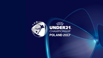 Названа символическая сборная Чемпионата Европы U-21