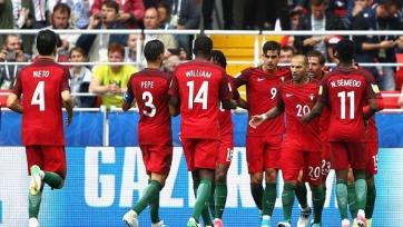 Сборная Португалии – бронзовый призер Кубка конфедераций