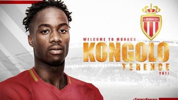 Официально: «Монако» подписал Конголо