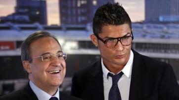 Роналду объяснился перед Пересом, заявив о том, что никогда не хотел покинуть «Реал»