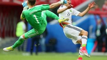 Черчесов прокомментировал действия Акинфеева на Кубке конфедераций