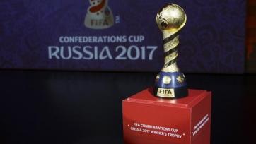 ФИФА объявила 6 номинантов на звание лучшего гола Кубка конфедераций