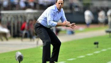 Рожерио Сени уволен с поста главного тренера «Сан-Паулу»