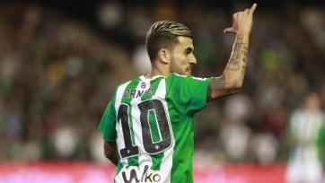 Дани Себальос склоняется к переходу в «Барселону»