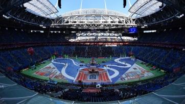 Виталий Мутко считает стадион в Санкт-Петербурге одним из лучших в мире