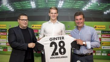 Официально: Маттиас Гинтер сменил дортмундскую «Боруссию» на мёнхенгладбахскую