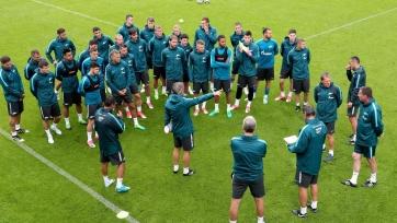Сергей Фурсенко заявил, что футболистам «Зенита» нравится тренироваться под руководством Манчини