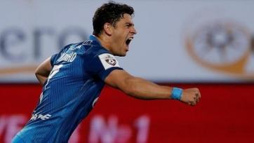 «Зенит» одержал первую победу при Манчини