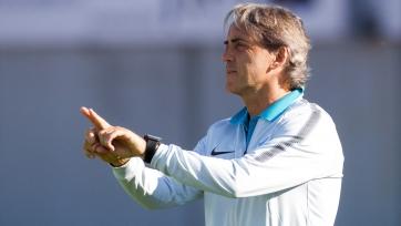 Манчини пояснил, почему Кокорин был капитаном «Зенита» в спарринге с «Аустрией»