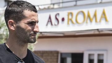 Гоналон прокомментировал свой переход в «Рому»