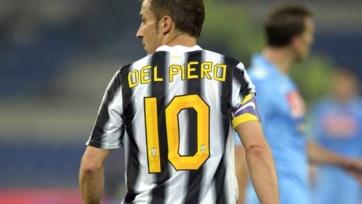 Дель Пьеро: «Мне бы хотелось, чтобы Дибала носил футболку с 10-м номером»