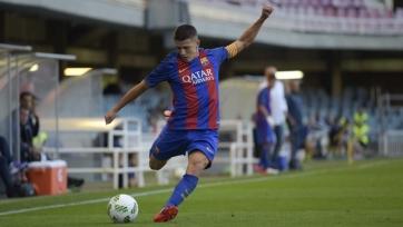 Капитан «Барселоны Б» будет переведён в основную команду
