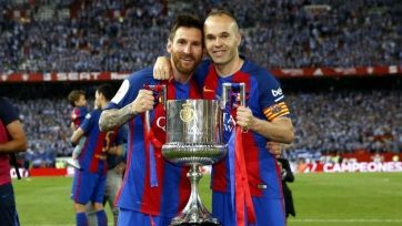 Продление контракта Иньесты – новый приоритет «Барселоны»