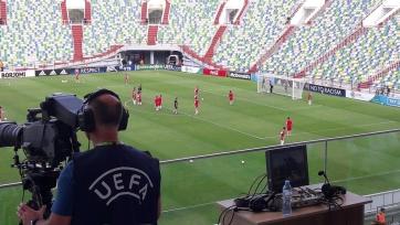 Сборная Грузии обыграла шведов на Евро U-19