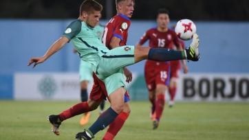 Португальцы обыграли чехов на юношеском Чемпионате Европы