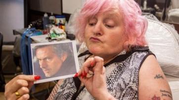 59-летняя женщина сделала 20 татуировок с Моуринью