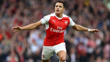 Алексис хочет зарабатывать в «Арсенале» 400 тысяч фунтов в неделю