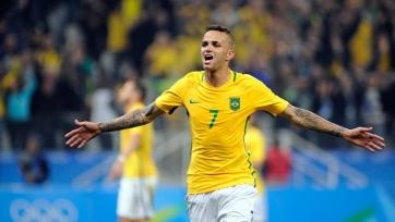 «Сампдория» хочет перехватить у «Зенита» вингера сборной Бразилии