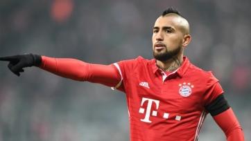 Артуро Видаль отказал «Интеру» и продлит контракт с «Баварией»