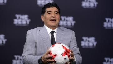 Виталий Мутко дал комментарий о желании Марадоны стать тренером сборной России