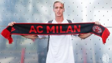 Официально: Андреа Конти прибыл в Милан
