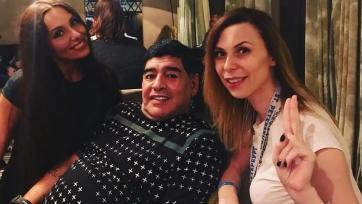 Надольская рассказала, как Марадона хотел её изнасиловать