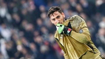 Источник: Доннарумма в ближайшее время подпишет контракт с «Миланом»