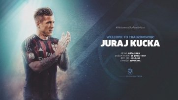 Официально: Юрай Куцка – футболист «Трабзонспора»