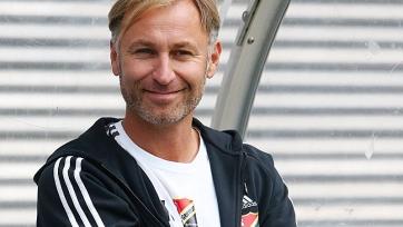 Вилли Кронхардт будет работать в московском «Локомотиве»