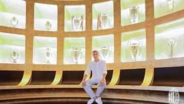 Андреа Конти дал комментарий о трансфере в «Милан»