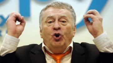 Жириновский предложил футболистам драку вместо дополнительного времени и пенальти